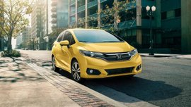 2018 Honda Fit comes with new look and new technology