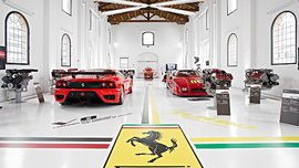Ferrari to kick off its 70th anniversary with 2 magnificent collections