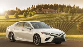 2018 Toyota Camry to make global debut in September