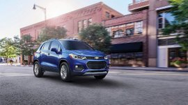 The new and energetic Chevrolet Trax launched at 2017 MIAS