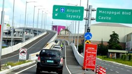 DOTr to waive Php 20 toll fee from Skyway to NAIAX for 1 month