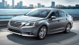 HOT discounts for the Subaru Legacy