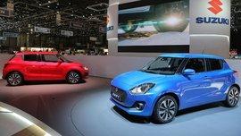 New Suzuki Swift Sport 2018: Lighter and more potent