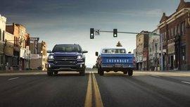 Centennial Editions glorify Chevy Trucks 100th Anniversary