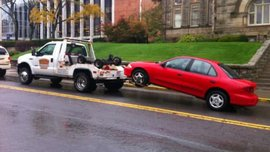 8 helpful tips to properly tow a disabled vehicle