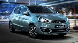 Mitsubishi Mirage 2018 might base on Renault Clio
