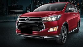 Get a closer look at the all-new Toyota Innova Touring Sport 2018