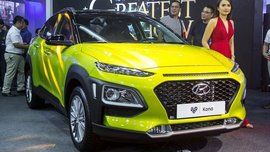 [MIAS 2018] Hyundai Kona 2018 officially hits the Philippine market