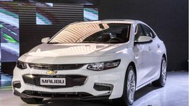 [MIAS 2018] All-new Chevrolet Malibu 2018 introduced to the local market
