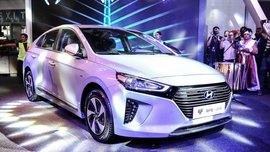 [MIAS 2018] Hyundai Ioniq 2018 hybrid - The most affordable hybrid