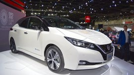 Nissan Leaf 2018 officially announced to arrive in India soon