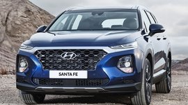 PHEV Versions of the new Hyundai Santa Fe is slated for release soon