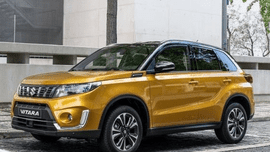 Suzuki Vitara 2019 facelift offers two engines & excellent safety features