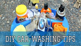 8 useful things for your DIY car wash
