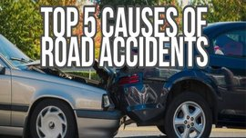Top 5 causes of road accidents in the Philippines