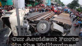 Be Well-Informed: Facts About Road Accidents in the Philippines