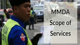 7 essential services of MMDA in the Philippines
