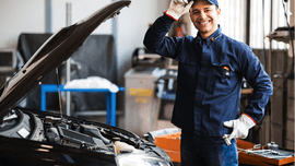 Why should you pursue a career as an auto mechanic?