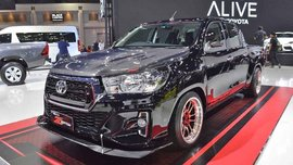 Will you convert your Toyota Hilux Revo Z into a Black Mamba body kit version?