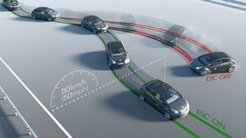 An easy explanation of Electronic Stability Control (ESC)
