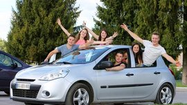 The benefits of carpooling and tips to make it more fun