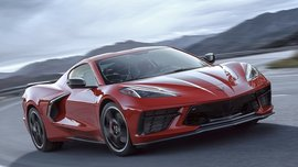 An Icon Redefined: Chevrolet Corvette C8 Stingray 2020 officially released!