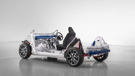 Toyota reveals new vehicle platform for subcompact models
