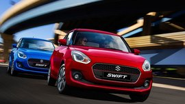 Suzuki Swift 2020 Philippines Review: A great handling hatchback