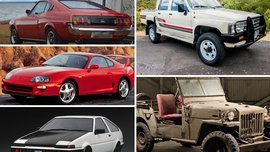 The Top 5 greatest Toyota cars ever made!!!