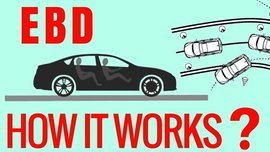 Electronic Brake Force Distribution and what you need to know