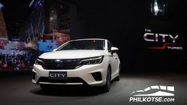 EXCLUSIVE PICS! All New Honda City Turbo 2020 launched in Thailand, price revealed