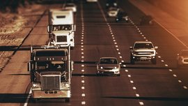 There are more to follow when driving around trucks as a car driver