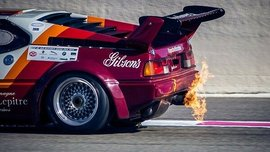 Check out for the right way to diagnose a backfiring engine