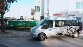 Ford Philippines lends out Transit units for COVID-19 efforts