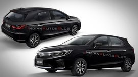 Not a Jazz: The 2020 Honda City hatchback could look like this