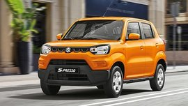Interested Suzuki S-Presso buyers want an AT option and we agree