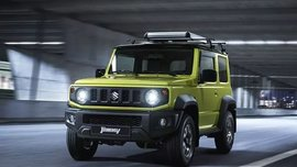The Suzuki Jimny is now 50 years old. So what?