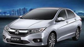 Top-spec CVT Honda City is cheaper than MT Toyota Vios G until June