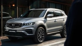 Why the base 2020 Geely Azkarra presents great value for its price