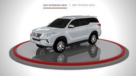 Toyota PH's new online showroom is the closest we'll get to a configurator