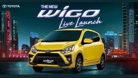 2020 Toyota Wigo facelift set for online debut plus live band performance