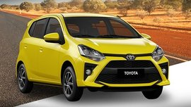 2020 Toyota Wigo debuts in PH with updated looks, P568K starting price
