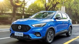 2020 MG ZS updates are out and here are the things to expect