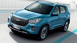 2021 Chery Tiggo 5x gets a facelift and bevy of subtle updates