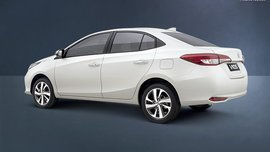2020 Toyota Vios available via leasing, flexible payment plan with PMS