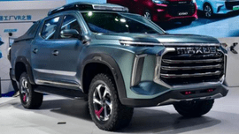 New Maxus pickup concept poses threat to Ford Ranger, Toyota Hilux