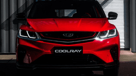 We have found one more reason to love the Geely Coolray