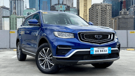 2020 Geely Azkarra Luxury Review | Philkotse Philippines