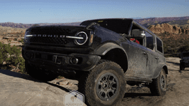 2021 Ford Bronco is not a mall-crawler, and these 2 videos are proof
