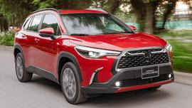 Toyota Corolla Cross in Vietnam gets subtle design changes that matter
